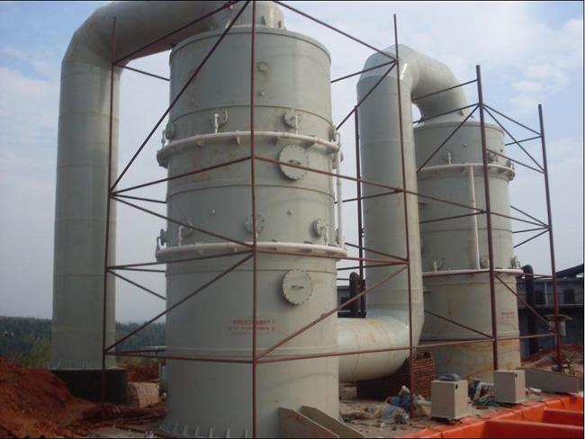 铅冶炼尾气净化系统